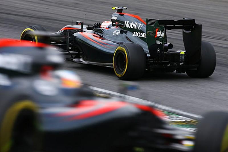 McLaren F1 team painful to watch in 2015 - Mika Hakkinen