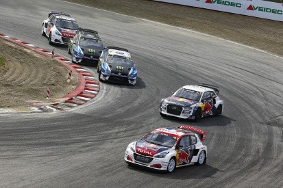 Sebastien Loeb: VW dominance threatens Peugeot's World RX future