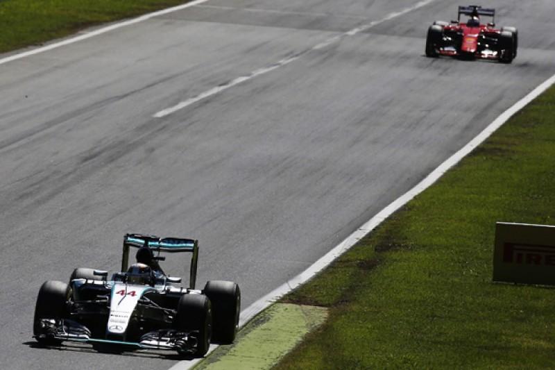 Ferrari not involved in legal case over F1 data, Mercedes says