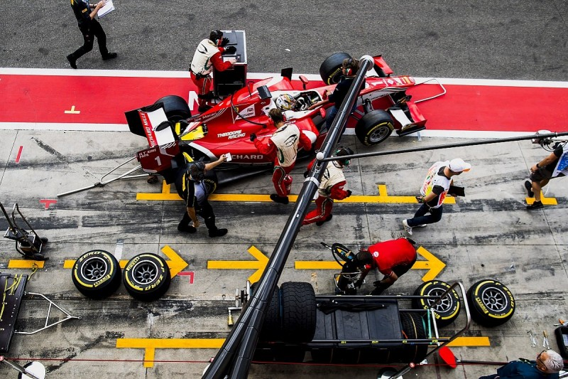 Single-seater outfit Prema decides against GP3 expansion for 2018