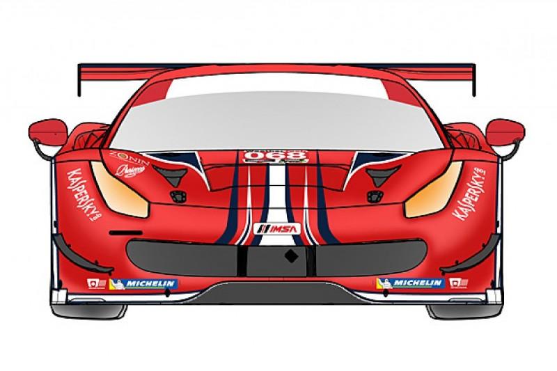 Alexendre Premat to race for Scuderia Corsa in IMSA next year
