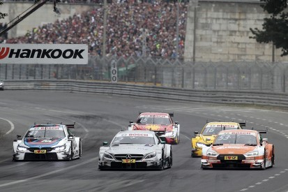 DTM manufacturers agree to scrap performance weight immediately