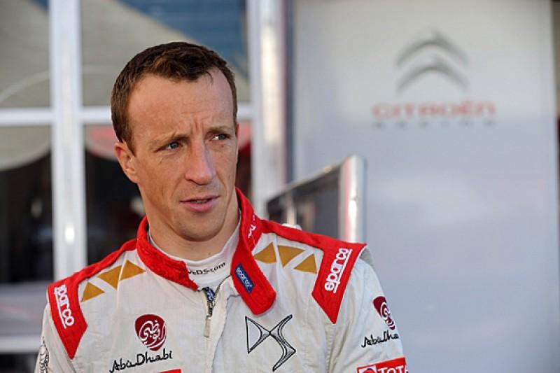 Citroen announces Kris Meeke's new WRC deal through to 2018