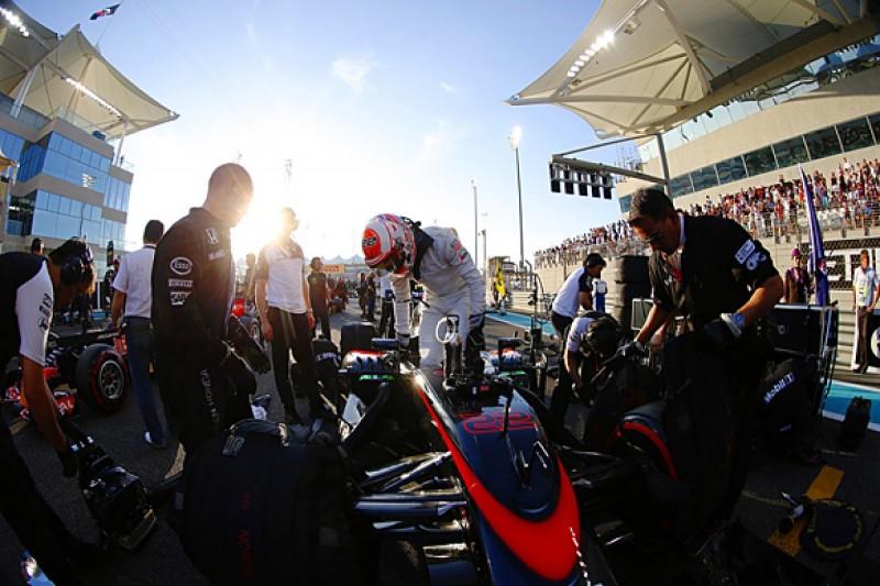 Jenson Button: Formula 1 calendar has hit maximum capacity