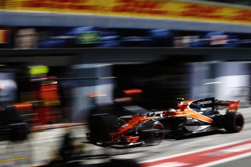Honda MGU-K fix avoids Stoffel Vandoorne grid drop in Singapore