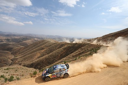 Rally Mexico to run longest WRC stage in 30 years in 2016