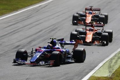 Toro Rosso negotiates three-year deal for Honda Formula 1 engines