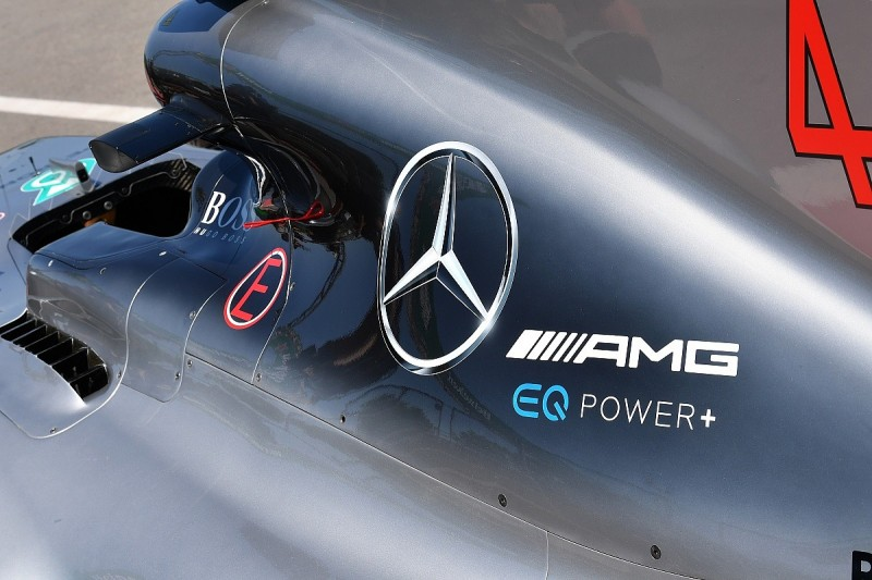 Mercedes F1 engine hits 'remarkable' efficiency target on dyno