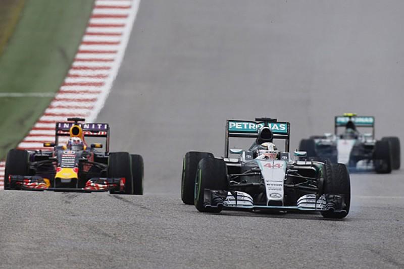 Mercedes 'too far' ahead in F1, reckons Daniel Ricciardo