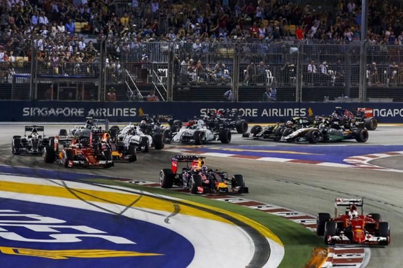 Formula 1's rulebook should be scrapped, says Ferrari's Marchionne