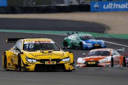 Glock: Tactics show Audi feels pressure of trying to win DTM title