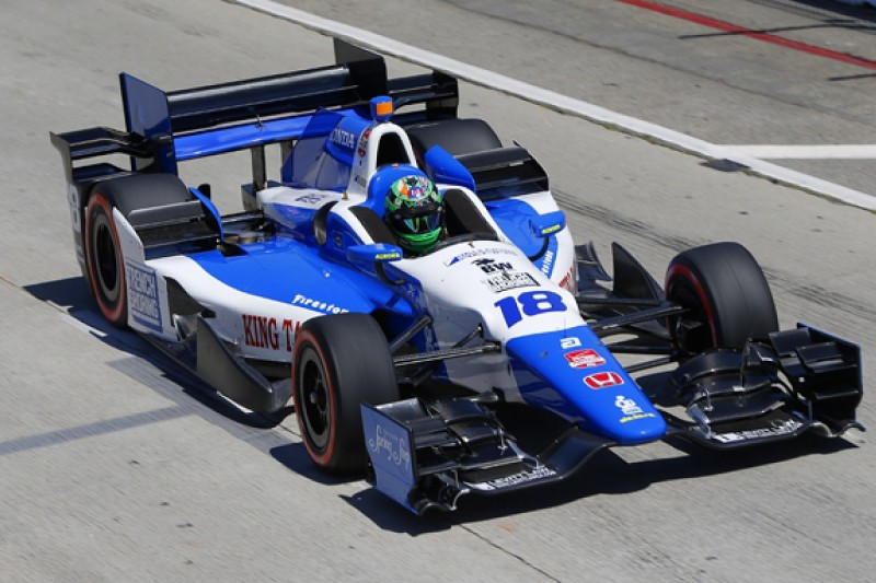 Conor Daly gets full-time Dale Coyne Racing IndyCar deal for 2016