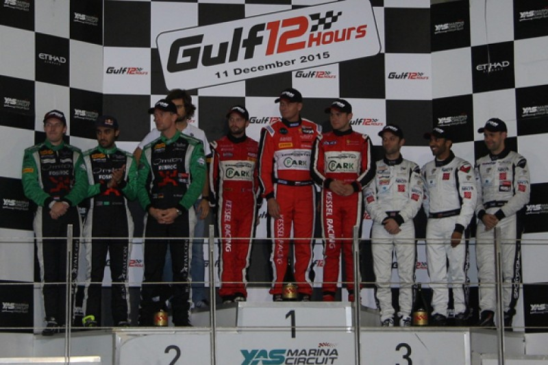 Kessel Ferrari wins Gulf 12 Hours in Abu Dhabi