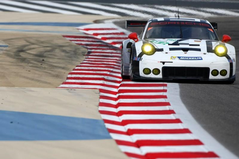 Porsche drops full GTE WEC programme, chasing two Le Mans entries