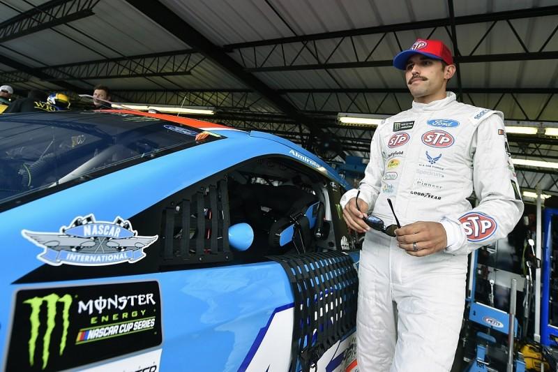 Wallace set to replace Almirola at Richard Petty NASCAR Cup team