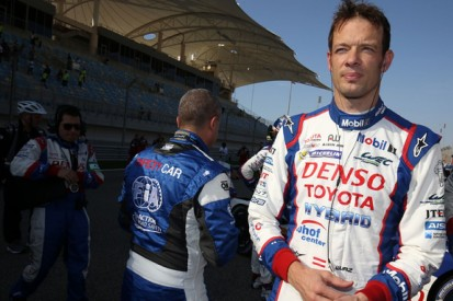 Ex-F1 driver and dual Le Mans winner Wurz gets new Toyota WEC role