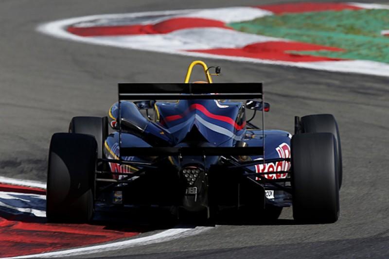 Red Bull adds Kari, Sette Camara and Leeds to junior programme