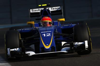Sauber pursuing new design concept for 2016 Formula 1 car