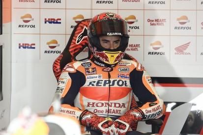 Jeering MotoGP fans left confused Marquez sad after Misano crash