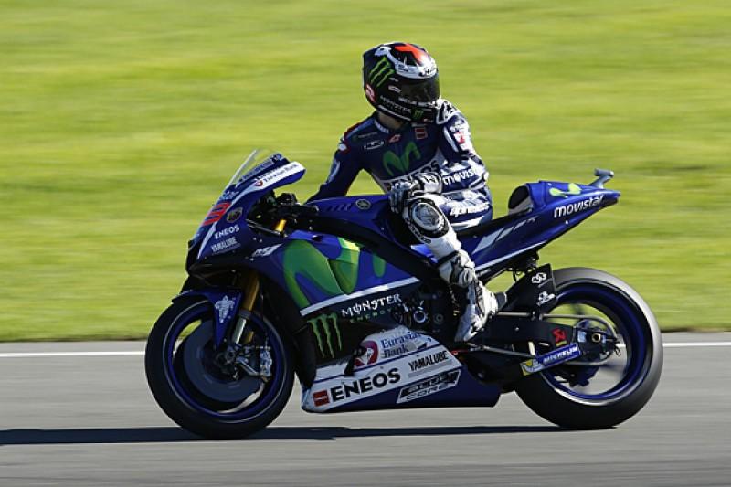 Jorge Lorenzo predicts 2016 MotoGP times will be half-second slower