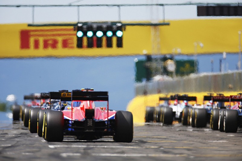 How the 2016 Formula 1 tyre rules will work