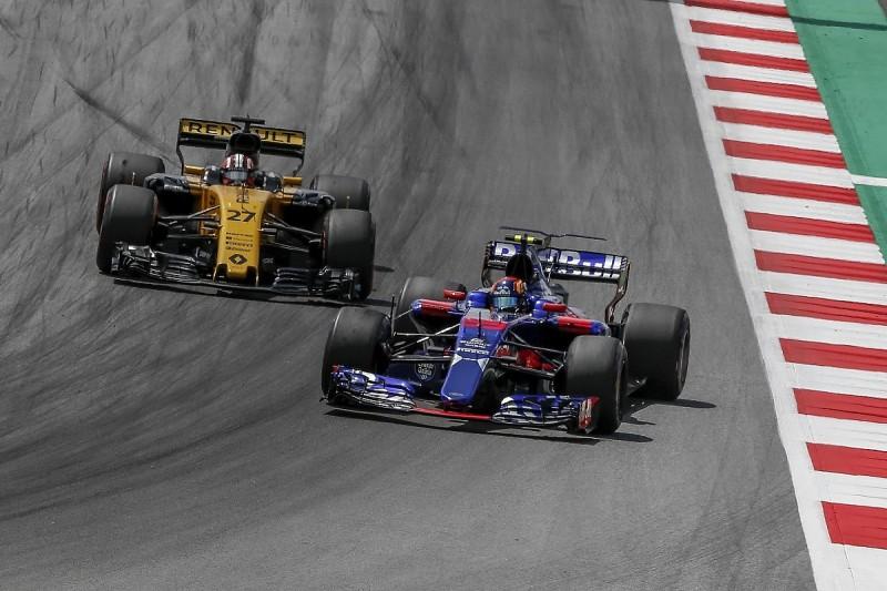 How the McLaren/Renault/Sainz web affects F1's driver market