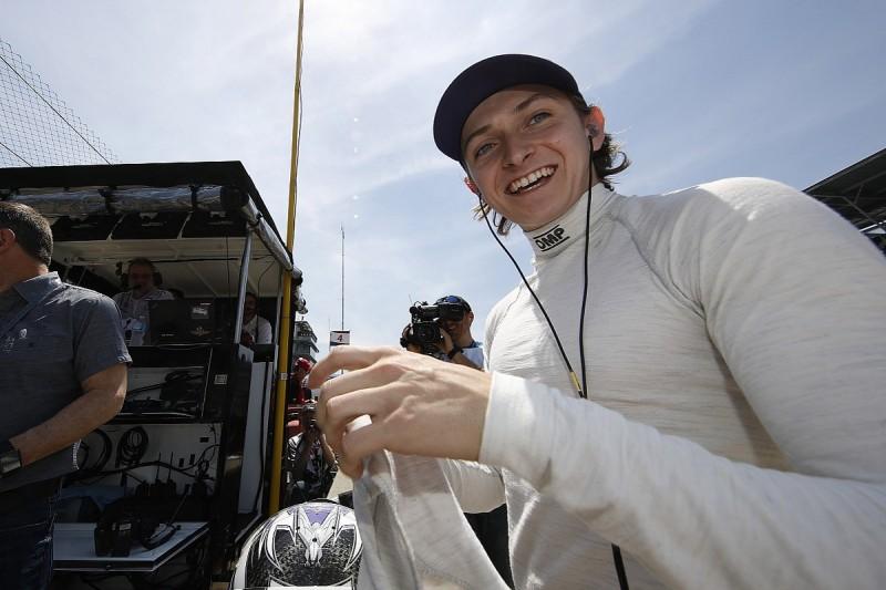 Zach Veach to replace Indy 500 winner Takuma Sato at Andretti