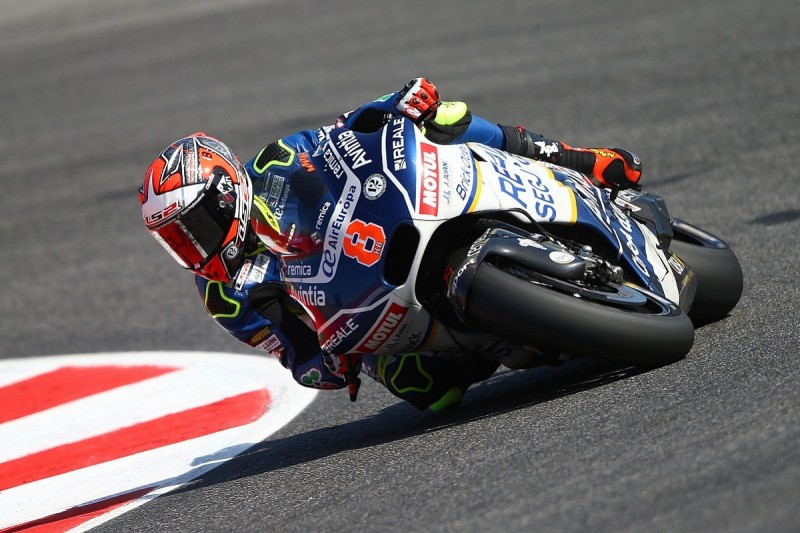 Hector Barbera set to step down from MotoGP to Moto2 for 2018