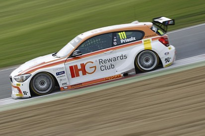 Andy Priaulx won't race in the BTCC in 2016
