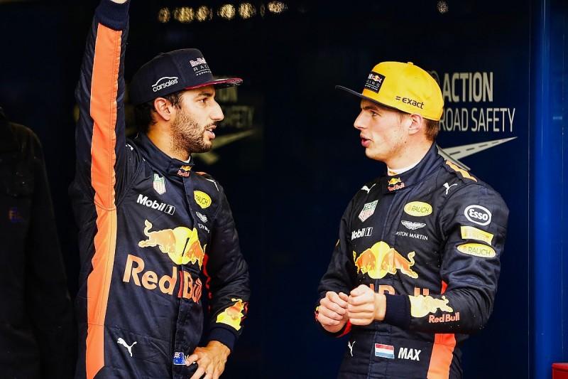 Daniel Ricciardo wants to fight youngsters like Valentino Rossi