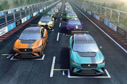 Jaguar reveals one-make series to support Formula E races