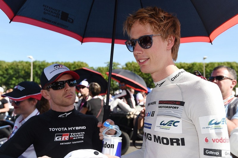 Hartley, Wickens on 28-driver list for second SPM 2018 IndyCar seat