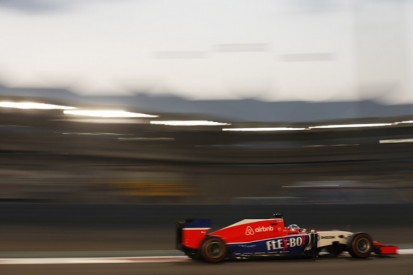 Will Stevens not thinking about Manor F1 seat back-up plan