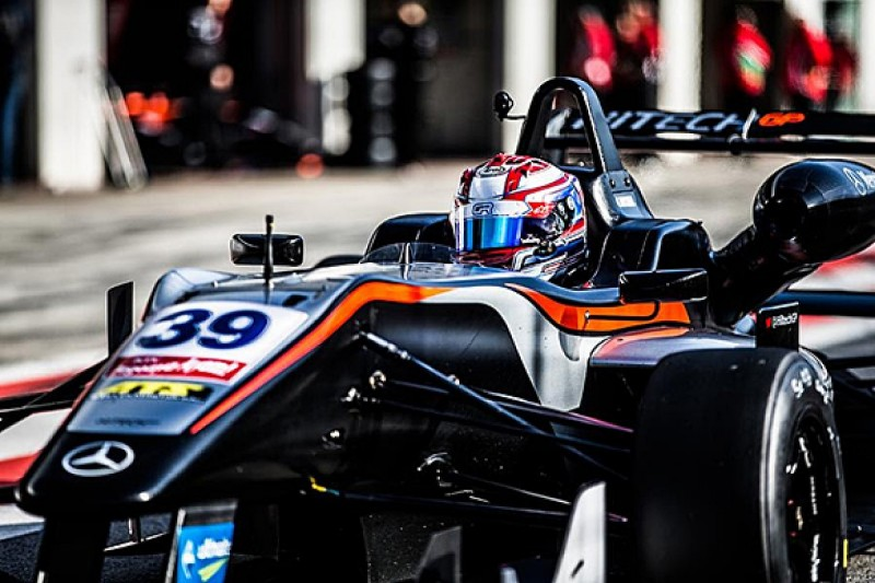 George Russell seals switch to Hitech for 2015 European Formula 3