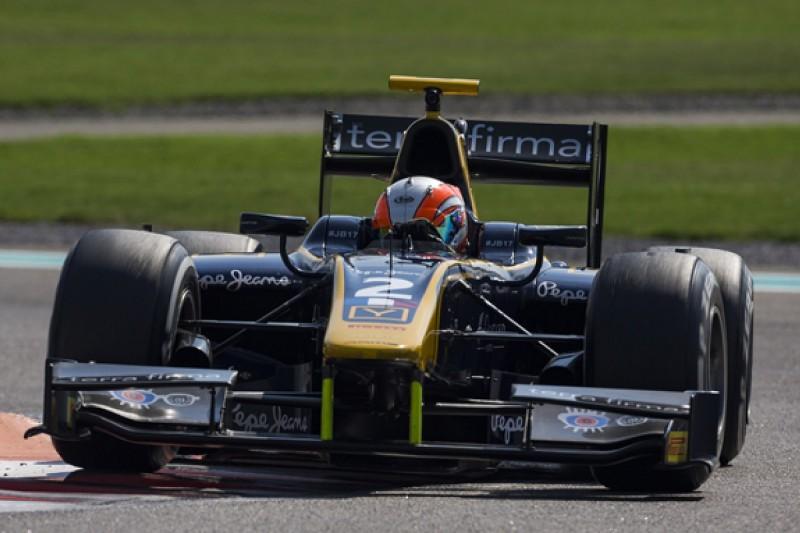 Williams F1 junior Alex Lynn set to stay with DAMS in GP2 in 2016