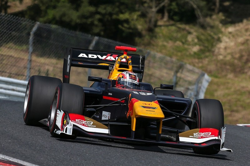 Red Bull's F1-linked Pierre Gasly wins second Super Formula race