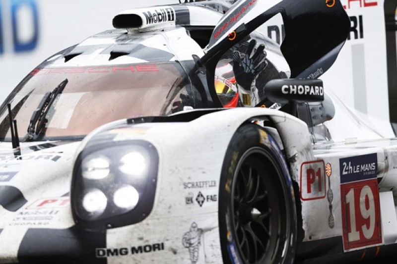 Force India F1's Hulkenberg vows to return to Le Mans 24 Hours
