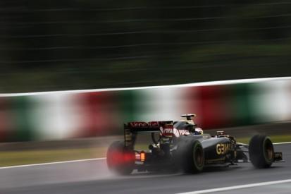Lotus Formula 1 team slashed £56million from debts in 2014
