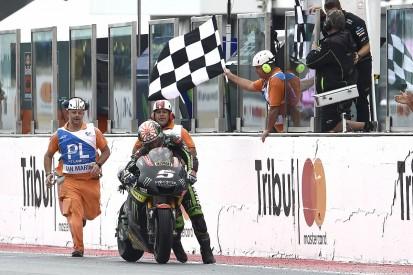 Misano MotoGP: Zarco bike pushing for point 'better than nothing'
