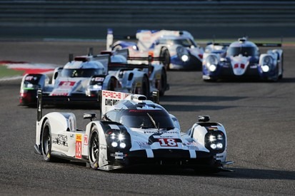 World Endurance Championship to limit LMP1 aero development