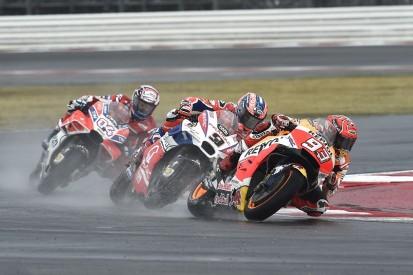 Misano MotoGP: Petrucci considered giving Dovizioso second