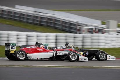 Nurburgring European Formula 3: Norris not penalised for Ilott pass
