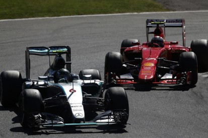 Mercedes engineer being sued for stealing data not joining Ferrari