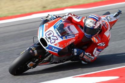Andrea Dovizioso backs decision to use old Ducati fairing