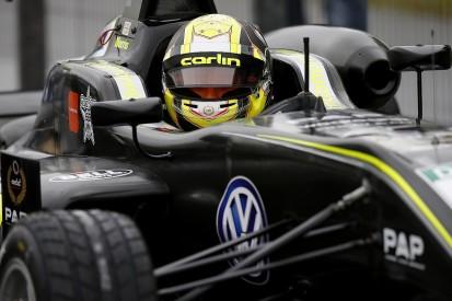Lando Norris takes crushing European F3 win in wet at Nurburgring