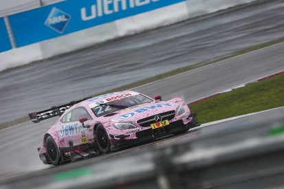 DTM Nurburgring: Lucas Auer beats Marco Wittmann to pole position