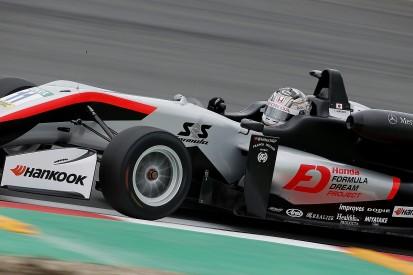 Honda protege Tadasuke Makino loses best European F3 result