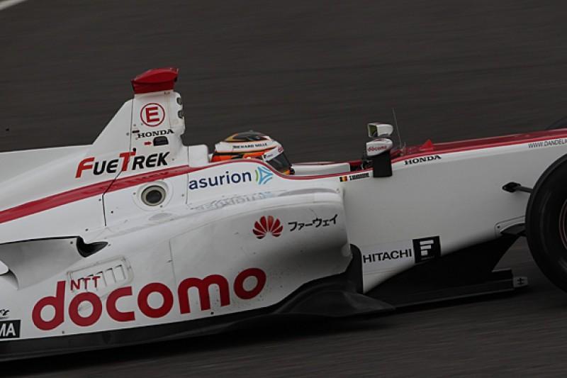 McLaren F1 reserve Stoffel Vandoorne close to Super Formula deal