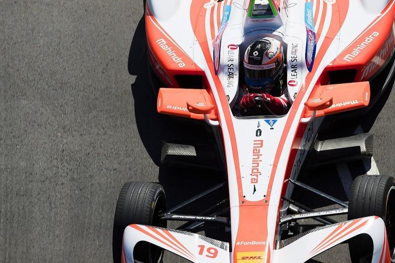 Mahindra Formula E team invites fans to design 2017/18 livery
