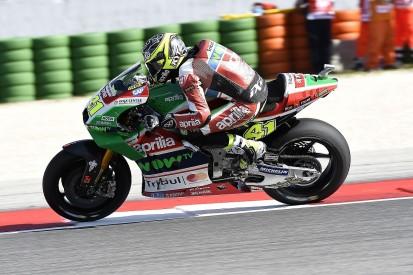 MotoGP Misano: Aprilia trials Ducati-style fairing in practice